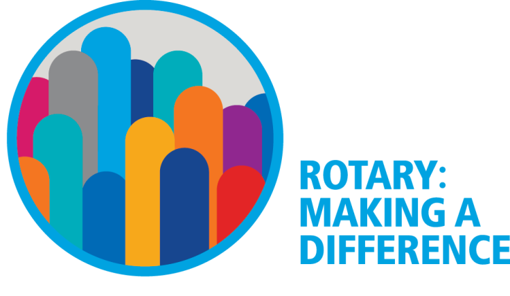 Rotary Making a Diff Logo